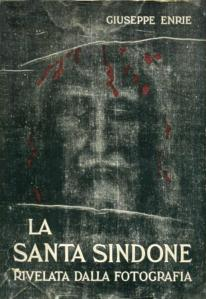 Giuseppe Enrie's Book on th Shroud (1933)